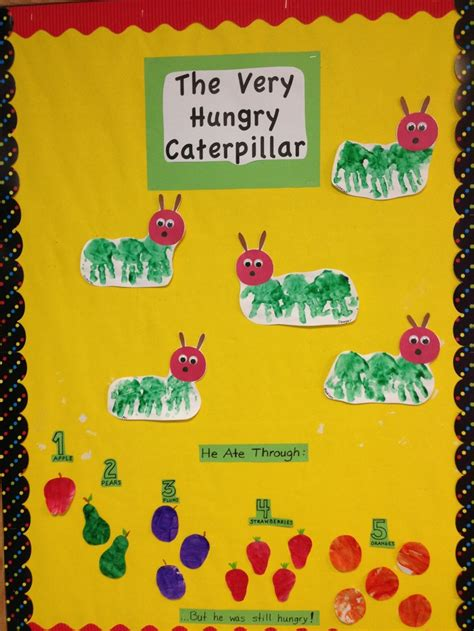 infant room bulletin board ideas the hungry