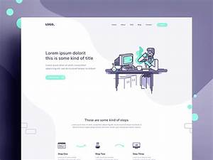 Lab Website By Mi Ni For Four  On Dribbble