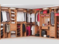 Exclusive wardrobe fixtures, designs & settings for Ladies