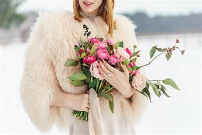 Flowers Bouquet Winter Stunning Layering Comfortable Lovely