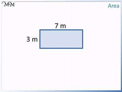Area Rectangle Length Multiplying Found