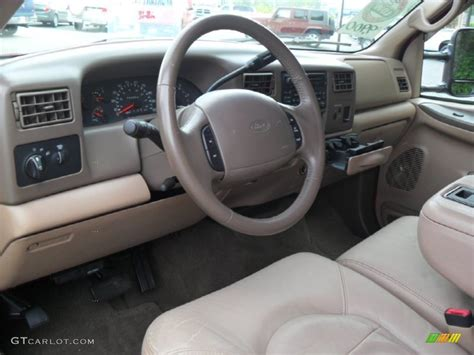 ford supercar interior 1999 ford f250 super duty lariat extended cab 4x4 interior