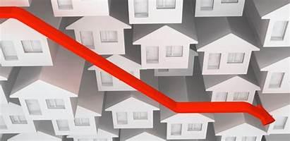 Market Housing Sales Drop