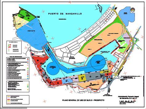 project port manzanillo colima   cad  mb