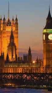 London England at Night