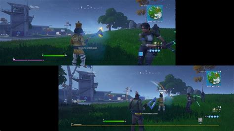 fortnite split screen   play  friends fortnite