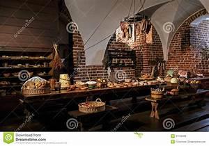 Cuisine Style Ancien : cuisine de style ancien image stock image du maison 37703499 ~ Teatrodelosmanantiales.com Idées de Décoration