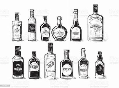 Alcohol Bottles Alcool Bouteilles Botellas Bottle Flessen