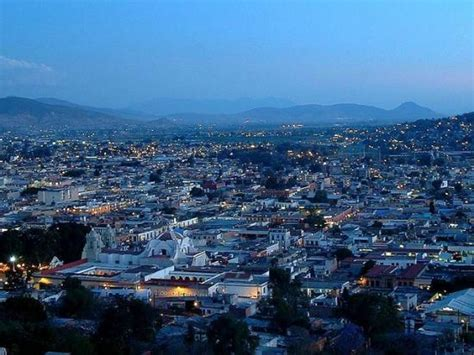 Oaxaca city from Fortin Hill - Picture of El Mirador ...