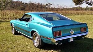 1969 Ford Mustang Mach 1 Fastback | F256 | Kissimmee 2017