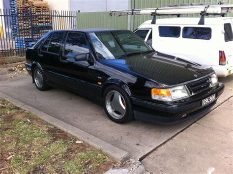1991 Saab 9000 Carlsson Turbo