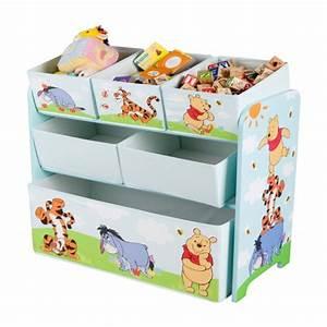 Winnie Pooh Tisch : disney winnie pooh multi toy organizer f r spielzeug aus holz mit textilschubladen ~ Pilothousefishingboats.com Haus und Dekorationen