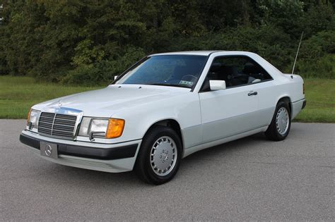 Sunroof, leather seats, cd player drive type. 1991 Mercedes-Benz 300 CE | Premier Auction