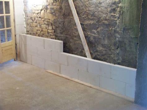 comment poser beton cellulaire mur la r 233 ponse est sur admicile fr