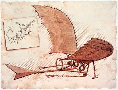 Macchine Volanti Di Leonardo Da Vinci by Documento Senza Titolo