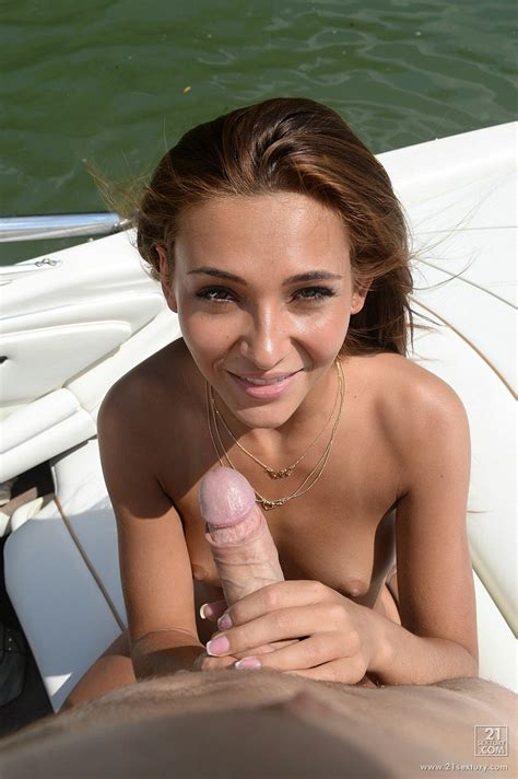Alexis Brill Enjoying Hot Sex On Boat My Pornstar Book