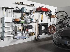 amenagement de rangements dans le garage With rangement pour le garage