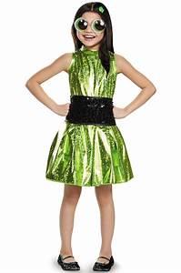 Powerpuff Girls Buttercup Deluxe Child Costume | eBay