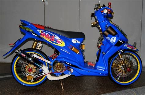 Foto Modifikasi Motor Beat by Gambar Modifikasi Honda Beat Foto Modifikasi Honda Beat
