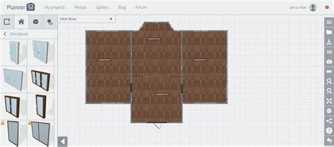 Free Floor Planning by Free Floor Plan Software Planner 5d Review