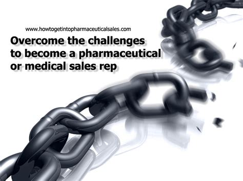 how to become a pharmaceutical rep overcoming the challenges to become a pharmaceutical sales