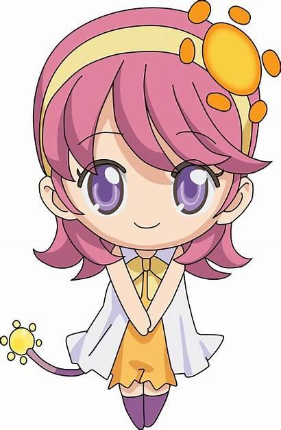 Chara Shugo Hotaru Rikka Characters Chibi Anime