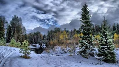 Winter Scene Backgrounds Superb Wallpapertag