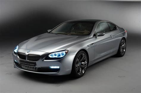 New Bmw 6-series Coupe Concept