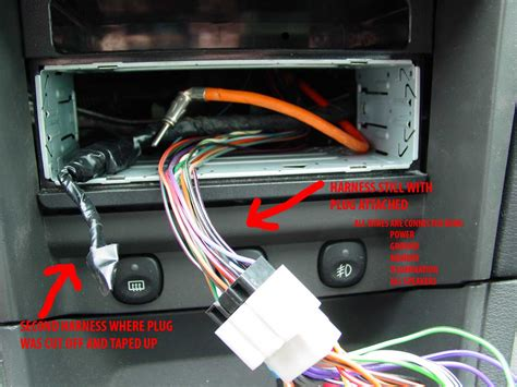 2002 Ford Mustang Stereo Wiring Harnes by 2002 Mustang Gt Mach Audio System Ford Mustang Forum