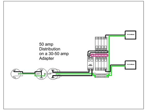 50 rv outlet wiring diagram get free image about wiring