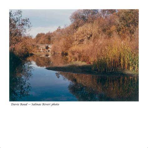 john steinbecks salinas valley  river text image