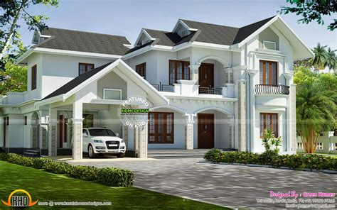 style home designs february 2015 kerala home design and floor plans