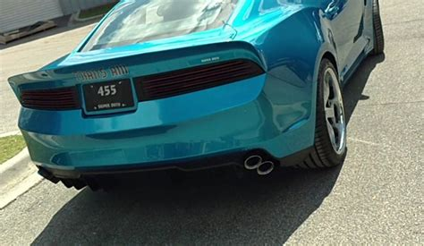 Trans Am 2017 by 2017 Trans Am Duty Brings 1000 Hp To New York