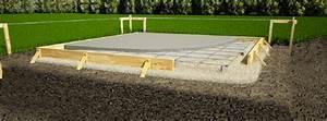 Comment Faire Une Dalle : conseils pratiques beton c b b p ~ Farleysfitness.com Idées de Décoration