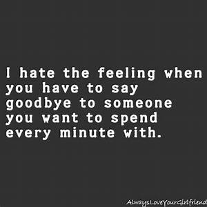 It's terrible... | MY BOARD | Pinterest | To say goodbye ...