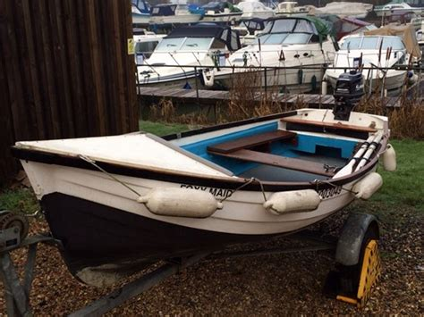 Small Boat For Sale Uk by Small Dayboat Boat For Sale Quot Foxy Quot