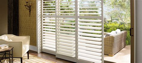 shutters for sliding glass doors custom shutters can offer a wide array of options delux