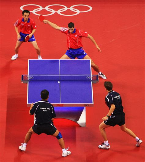 Table tennis had appeared at the summer olympics o. Table Tennis Bug: Table Tennis Schedule and Venue at ...