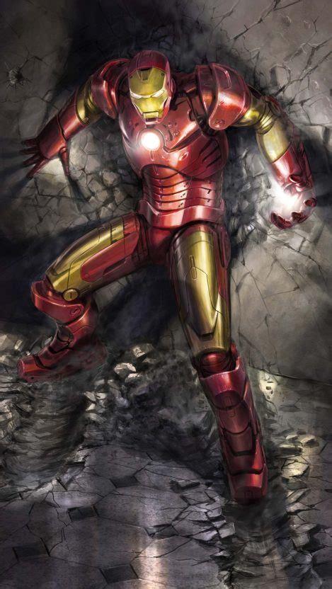 avengers endgame tony stark rescue wallpaper iphone