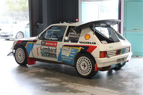 peugeot 205 rally peugeot 205 t16 evolution 2 group b 1985 racing cars