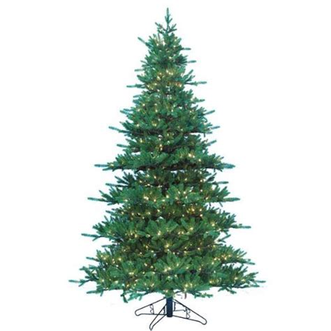 family dollar artificialchristmas tree 9 ft x 70 in jaxson fir 4680 realistic molded tips 900 clear mini lights barcana