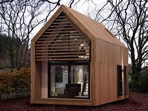 Gartenhaus Sauna Kombination : 5 casas pr fabricadas pequenas e f ceis de montar ideias designer de interior ~ Whattoseeinmadrid.com Haus und Dekorationen