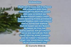 Weihnachtsgedichte Kinder Alt : weihnachtsgedichte mit bild verse und zitate zu ~ Haus.voiturepedia.club Haus und Dekorationen