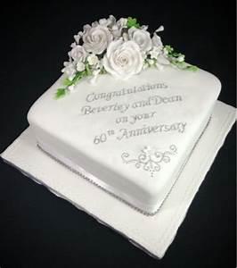 alys cakes bakery 60th wedding anniversary cake With 60th wedding anniversary ideas