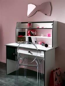 Bureau Chambre Fille : bureau pour fille de 6 ans ~ Teatrodelosmanantiales.com Idées de Décoration