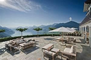 Hotel Villa Honegg Suisse : stairway to heaven infinity pool hotel villa honegg switzerland 12 twistedsifter ~ Melissatoandfro.com Idées de Décoration