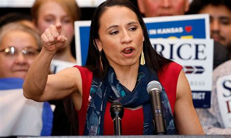 mma fighter sharice davids elected  congress