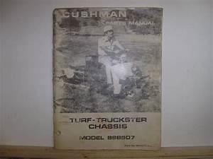 Sell Cushman Turf