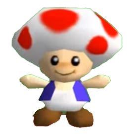 Toad  Supermarioglitchy4 Wiki  Fandom Powered By Wikia