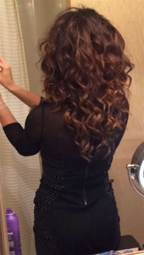 35 layered curly hair curly